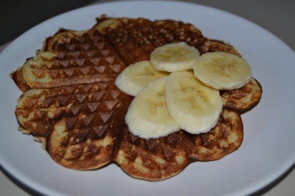Bananvaffel